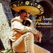 VICENTE FERNANDEZ - Y SUS CANCIONES (1996 BRAND NEW CD)
