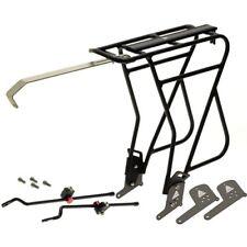 Axiom Journey Uni-fit MK 3 Rear Alu Pannier Rack for Disk or Rim Brake Bike