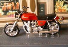MOTO BIKE YAMAHA XS ELEVEN 1978 IXO 1/24 1100 CC ALTAYA