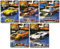Hot Wheels Premium 2020 Boulevard MIX B Set of 5 USA Only Walmart Exclusive