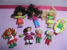 McDonalds Happy Meal CPK CABBAGE PATCH KIDS SPROUTS CHRISTMAS BABY YARN DOLL lot