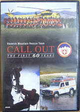 Keswick Mountain Rescue Team Call Out DVD The First 60 Years PAL Region 2