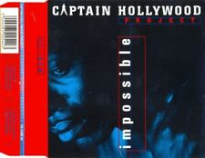 Captain Hollywood Project ‎– Impossible - UK CD Single