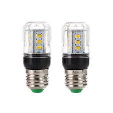 2X LED Corn Bulb E27 7W Bulbs Light  Lamp 5730 SMD AC 110V Warm White Home Bulbs
