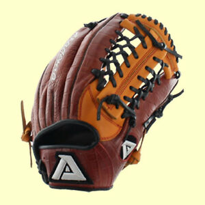 """Akadema Torino Gator ARO18-LT 11.5"""" ARO 18 LHT Left-Throw Baseball Glove Mitt"""