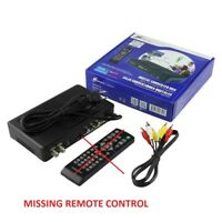 Mediasonic Homeworx 3/4 Channel HDTV Digital Converter Box (HW180STB) NO REMOTE™
