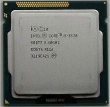 Intel Core i5-3570 3.4GHz LGA 1155 SR0T7 4-Core 6M Cache Processor CPU Tested