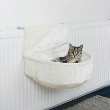 Sac hamac confort pour Radiateur pour Chat couleur blanc 45 × 13 × 33 cm