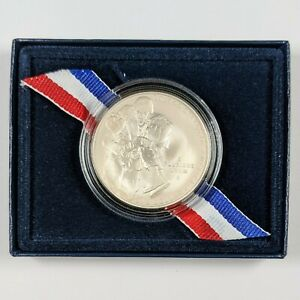 2011-S Medal of Honor Silver Dollar UNC 190516B