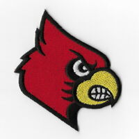 NCAA Louisville Cardinals Iron on Patches Embroidered Badge Patch Applique Sew