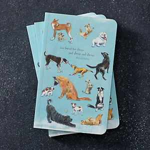 Our Friend For Always And Always And Always - Write Now Journal Dog Note Book