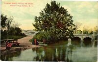 Vintage Postcard - Historical Society Building/Bridge Buffalo New York NY #3665