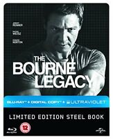 The Bourne Legacy - Limited Edition Steelbook [DVD][Region 2]