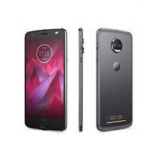 Excellent - Motorola Moto Z2 Force XT1789 64GB Lunar Gray (T-Mobile)