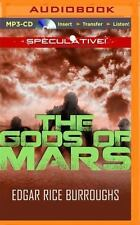 The Gods of Mars by Edgar Rice Burroughs (2015, MP3 CD, Unabridged)