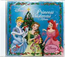 DISNEY'S PRINCESS CHRISTMAS ALBUM (2005) 14-track CD NEW/SEALED