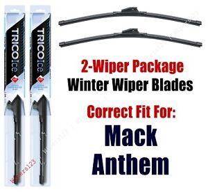 WINTER Wiper Blades 2pk fit 2019+ Mack Anthem - 35200x2