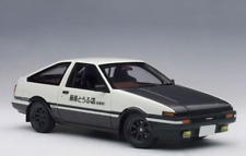 Initial D - 1:18 Project D Final Version AE86 by AUTOart