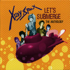 X-Ray Spex - Let's Submerge: The Anthology (2 Disc) CD NEW