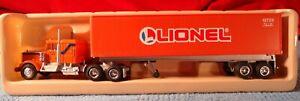 Lionel O Scale 6-12725 Lionel Tractor Trailer OB.