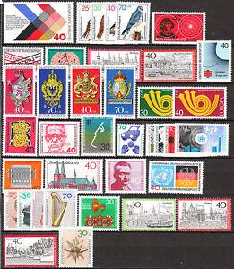 BRD Jahrgang 1973 Postfrisch** Komplett  LUXUS!!!