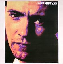 Easterhouse 1989 Waiting For The Redbird Original Promo Poster