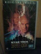 Star Trek - Der erste Kontakt auf VHS