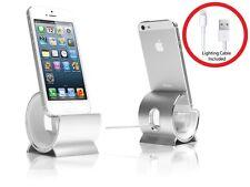 Sinjimoru Aluminum Desk Charger Stand Station Sync Dock Cradle iPhone 7 7+ 6S SV