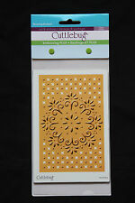 Cuttlebug Embossing Plus Blooming Bouquet