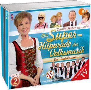 Carolin Reiber präsentiert: Die Superhitparade der Volksmusik Folge 2