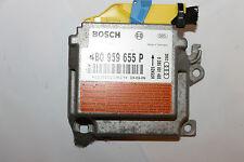 Audi A6 C5 Airbag Control Module # 4B0959655P