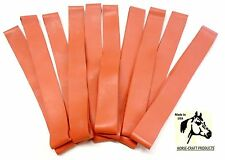 Red Dally Wraps 10 Pack Pro Saddle Horn Wraps by HorseCraft New Free Ship