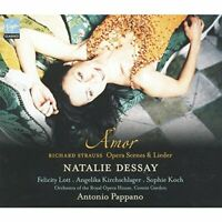 Natalie Dessay - Strauss Amor Opera Scene - CD NEU