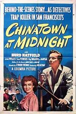CHINATOWN AT MIDNIGHT 1950  RARE CRIME/MYSTERY ON DVD