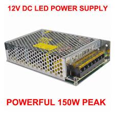 AC 100-240V to DC 12V Power Supply Adapter Transformer for LED Strip Light 10A