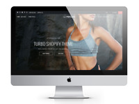 TURBO PORTLAND 5.0 Premium Responsive SHOPIFY Theme-Fast-Delivery