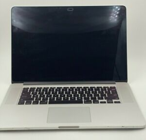 Apple MacBook Pro 15-Inch Mid-2014 Core i7 2.8 Mid-2014 for parts or repair