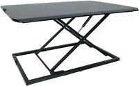 Slim Standing Desk Converter, Adjustable Sit Stand Workstation - PA-TW-3-M