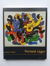""""""" Fernand LEGER : rétrospective """" Catalogue de la Fondation Maeght, 1988 reverdy"""