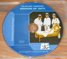 GROWING UP GOTTI Rare '05 DVD, Mafia, Mob, 2 episodes, JOHN GOTTI, REAL SOPRANOS