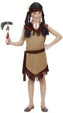 Widmann Costume da Squaw 'indiana' Taglia 8/10 anni Giocattolo