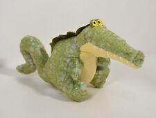 "RARE FOREIGN Croc Crocodile 5"" McDonalds Plush Stuffed Figure Secret Life O Pets"