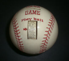 BASEBALL BANK GAME - PLAY BALL - ROSEY ROWSWELL - SEALTEST DAIRY PREMIUM