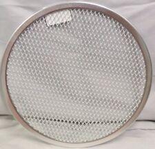 "(1 Dozen) 10"" Pizza Screens Cooking Screen Pan Tray Aluminum Seamless Rim Wire"