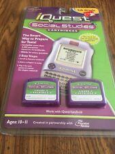 Leap Frog iQuest Social Studies 5th Grade Cartridges