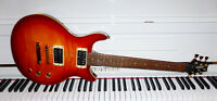 SIOUX Artist  CP-4000 OBB Flame Top, selected inkl. GigBag - made in Korea