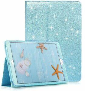 Apple Ipad Book Glitter Luxury Case Cover For Ipad 9.7 2017-2018, Air Air2 Mini2