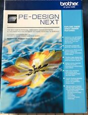 Pe Design Next Full Version Embroidery Software Program- Not An Upgrade!