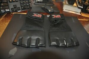 UFC Gloves Ultimate Fighting Championship training fighting Sz. L/XL mma vintage
