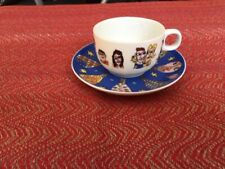 Rosenthal Rizzi NYSE 2001 Siemens Espresso Cup and Saucer